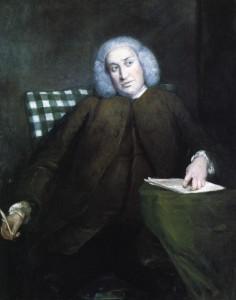 Sir Joshua Reynolds - Samuel Johnson