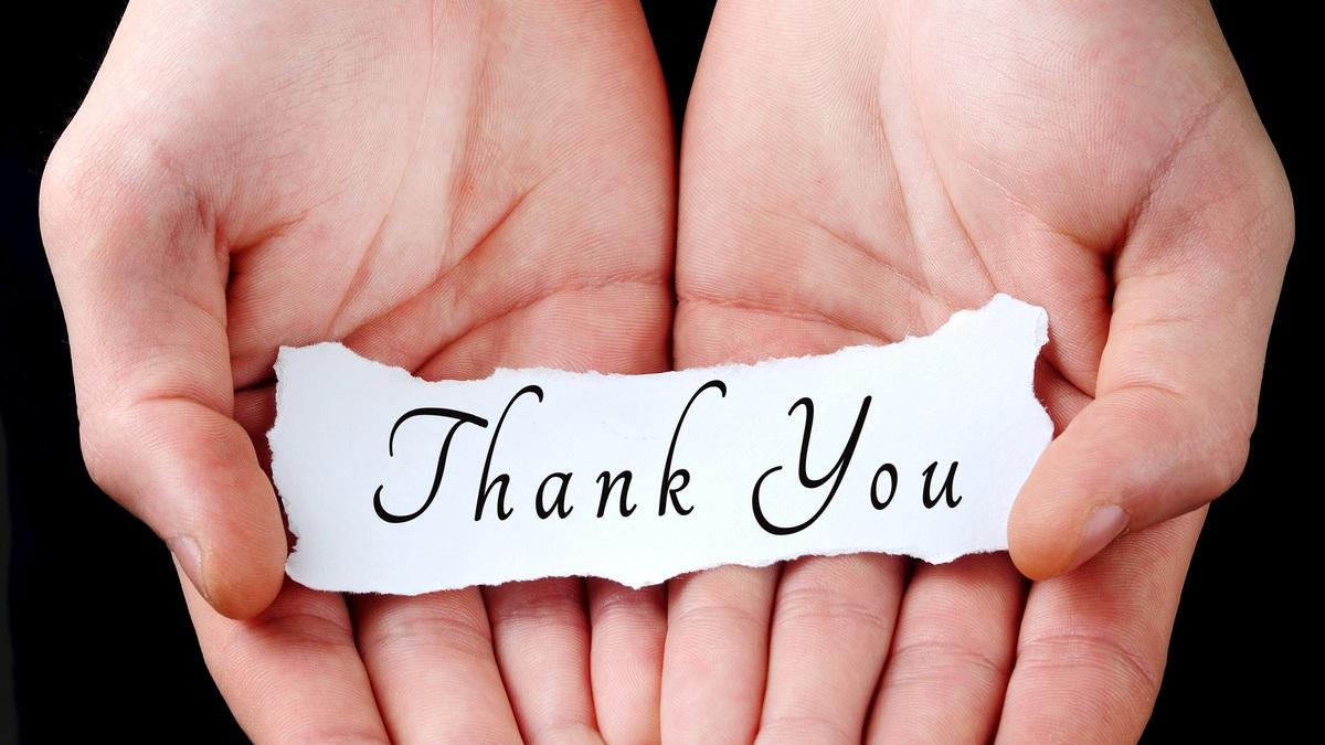 小さなことでも常に感謝する気持ちを忘れてませんか? | 顧問・副業・フリーランス活用メディア【顧問のチカラ】